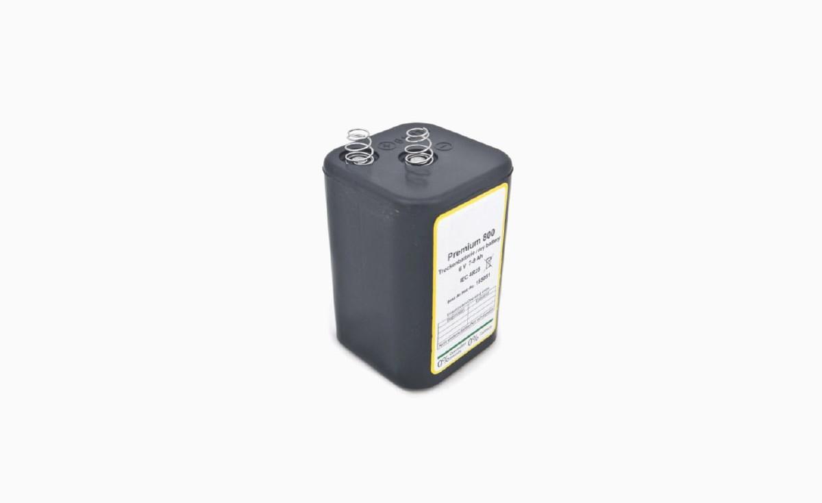 Baterie - do zasilania lamp ostrzegawczych i fali świetlnych