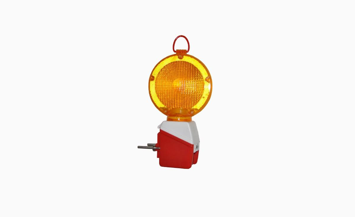 Lampa zmierzchowa LED