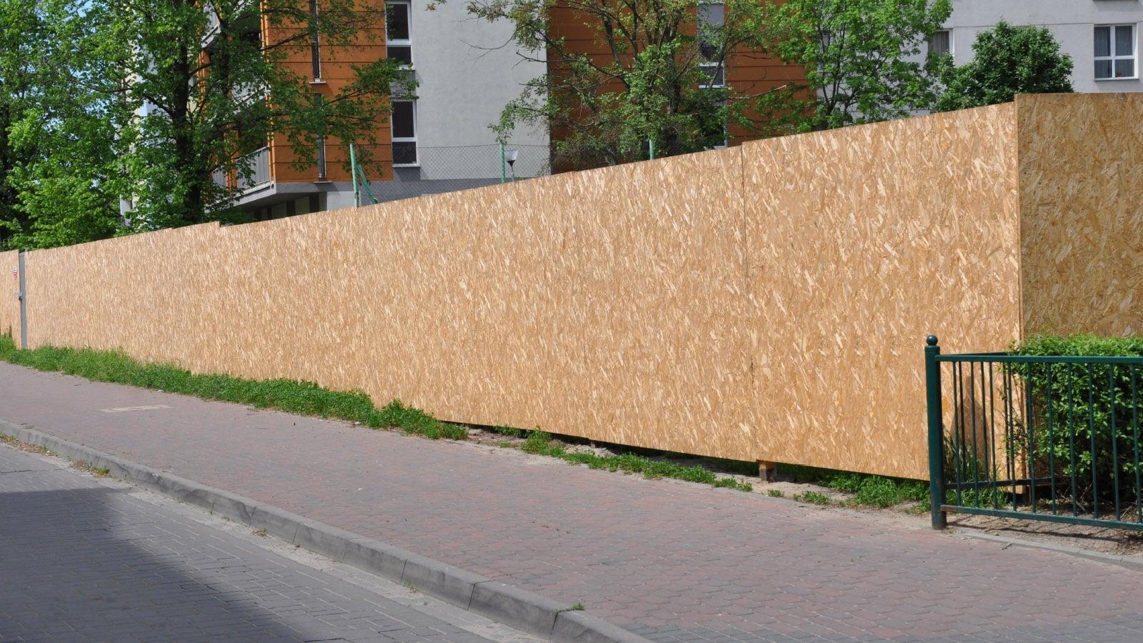 Easyfence - ogrodzenie budowa
