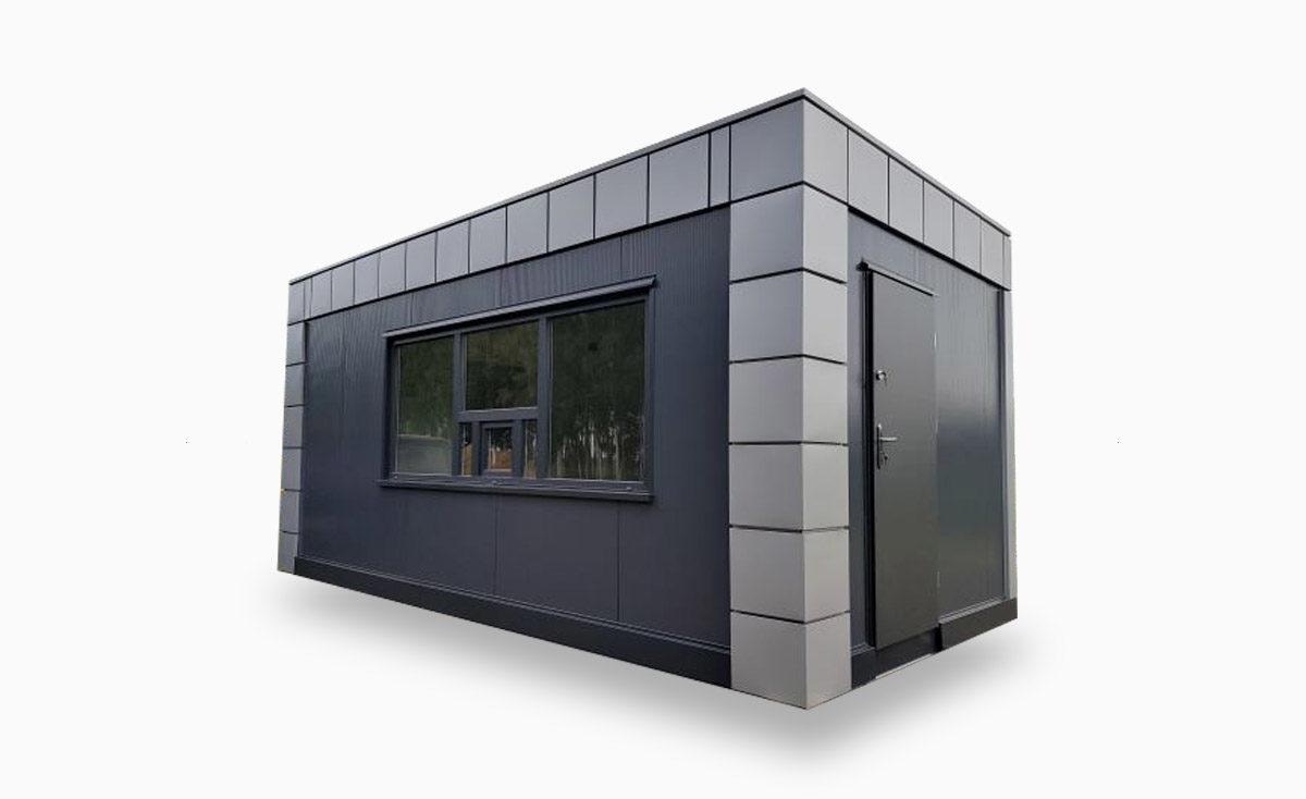 Duże kontenery nowoczesne
