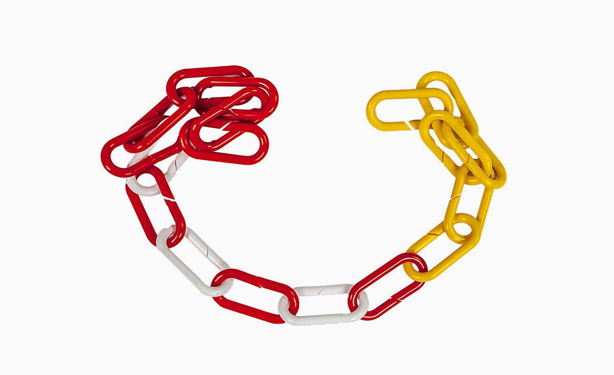 Łańcuch z tworzywa sztucznego – polipropylenu