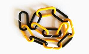 Łańcuch z tworzywa sztucznego – polipropylenu2